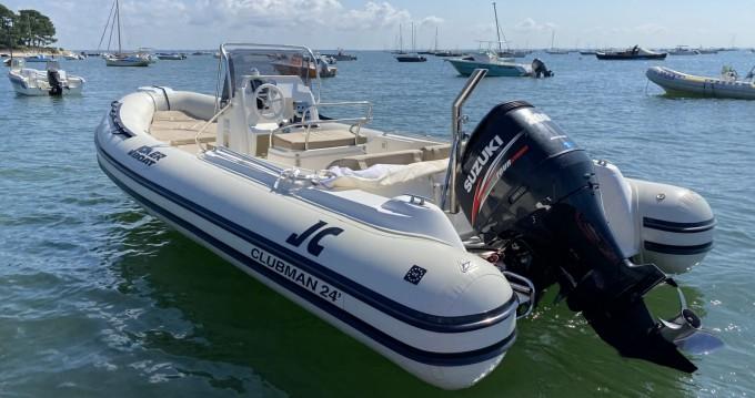 Alquiler de yate Lège-Cap-Ferret - Joker Boat Clubman 24 en SamBoat