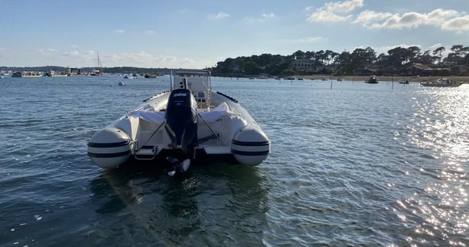 Alquiler de barcos Lège-Cap-Ferret barato de Clubman 24