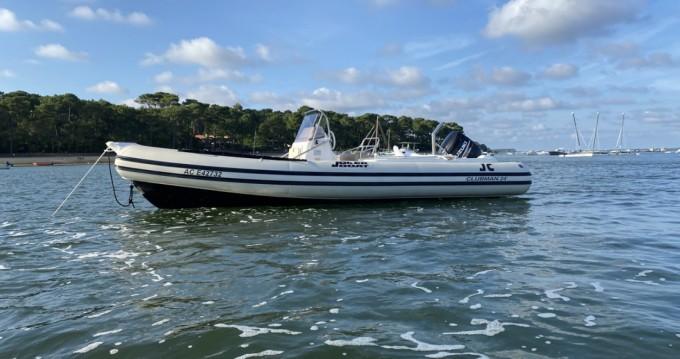 Alquiler de barcos Joker Boat Clubman 24 enLège-Cap-Ferret en Samboat
