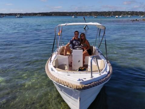 Alquiler de yate La Savina - Silver Silver 495 en SamBoat
