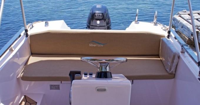 Alquiler de barcos La Savina barato de Silver 495