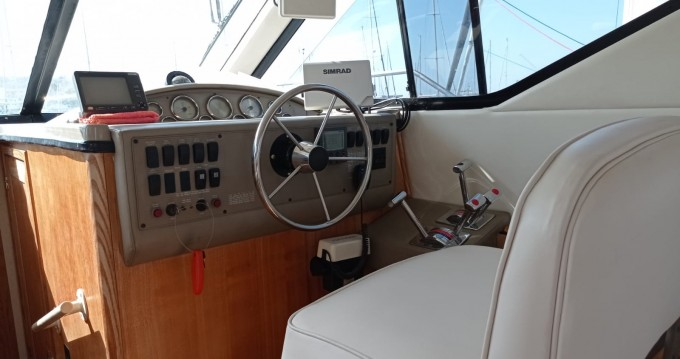 Alquiler Lancha en Dénia - Bayliner Avanti 3488 Command Bridge
