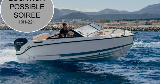 Alquiler de barcos Quicksilver Activ 675 Bowrider enPointe-Rouge en Samboat