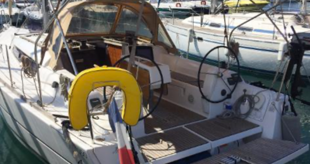 Alquiler de yate Hyères - Dufour Yachts 350 en SamBoat