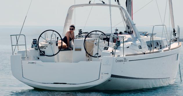 Alquiler de yate Hyères - Bénéteau Oceanis 35.1 en SamBoat