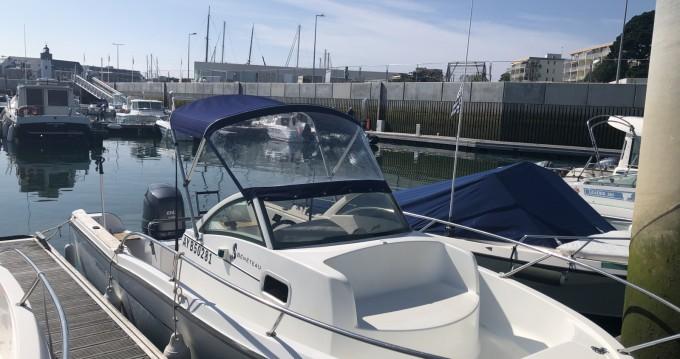 Alquiler de barcos Bénéteau Ombrine 550 enQuiberon en Samboat