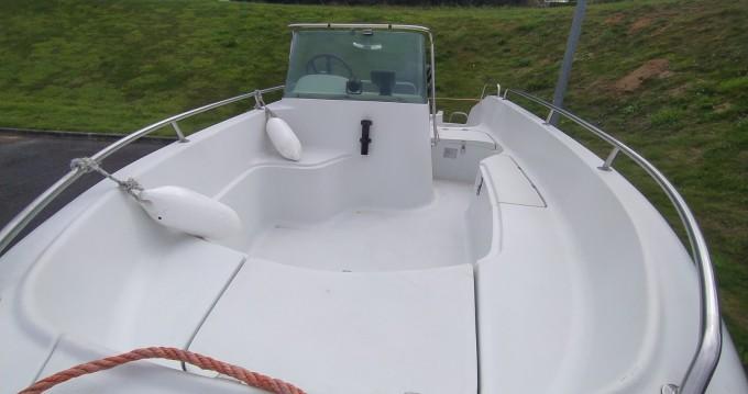 Power marine Quicksilver entre particulares y profesional Binic
