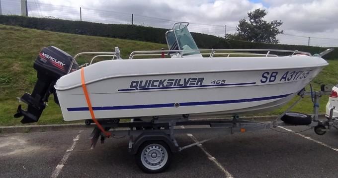 Alquiler de yate Binic - Power marine Quicksilver en SamBoat