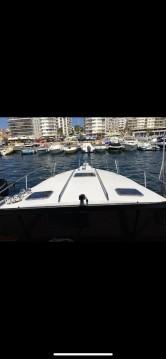 Alquiler Lancha Astilleros Udondo con título de navegación