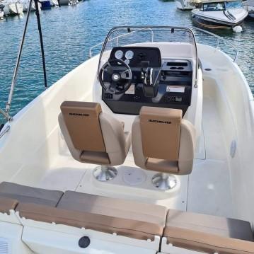 Alquiler de barcos Saint-Jorioz barato de Activ 555 Open